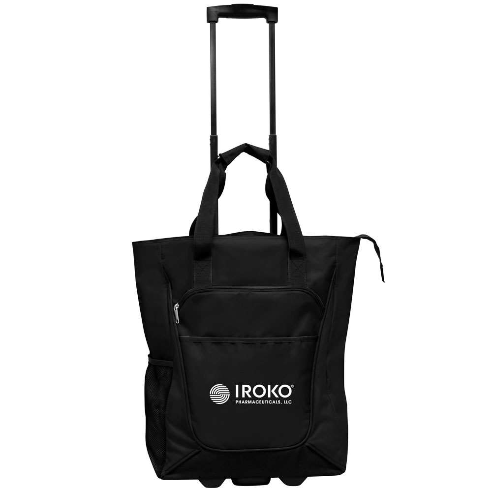 18416f4764 On the Go Rolling Tote