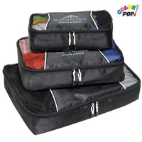 3pcs set Packing Cubes