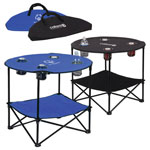2-Tier Folding Table